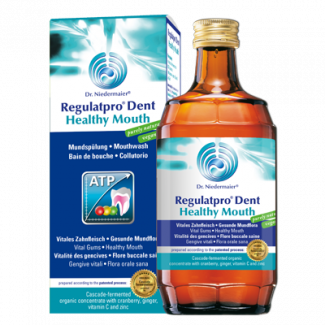 DENT HEALTHY MOUTH 350ML Rechtsregulat