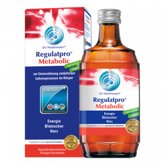 METABOLIC 350ML Rechtsregulat